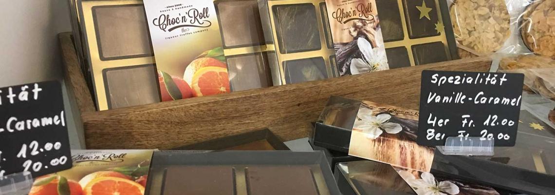 Choc'n'Roll Schokoladen Spezialitäten